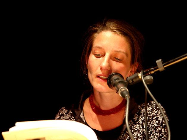 Rebecca Krebs liest